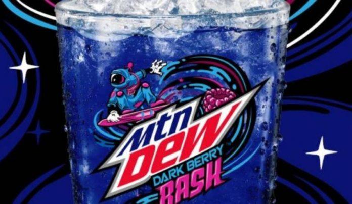 Applebee's Pours Exclusive New Mountain Dew Dark Berry Bash Flavor