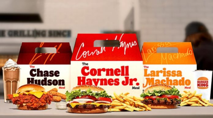 Burger King Reveals New Cornell Haynes Jr. (Nelly) Meal And Larissa Machado (Anitta) Meal As Part Of New Celebrity Keep It Real Meals Lineup