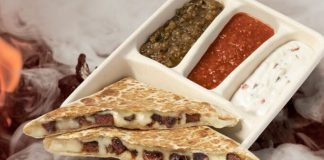 Chipotle Introduces New Quesabrisket