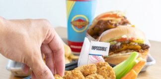Fatburger Adds New Impossible Chicken Nuggets Made From Plants