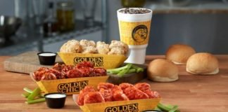 Golden Chick Offers New Boneless Wings For A Limited Time