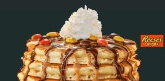 IHOP New Reese's Pieces Pancakes And Caramel Apple à la Mode Pancakes, Brings Back Pumpkin Spice Pancakes