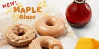 Krispy Kreme Reveals New Apple Cider And Maple Doughnuts, Brings Back Pumpkin Spice Donuts And Pumpkin Spice Latte