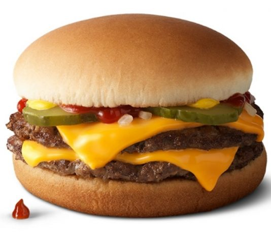 McDonald's Celebrates National Cheeseburger Day With 50 Cent Double Cheeseburgers In The McDonald's App On September 18, 2021