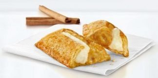 McDonald's Offers Pumpkin And Creme Pie At Select Locations For A Limited Time