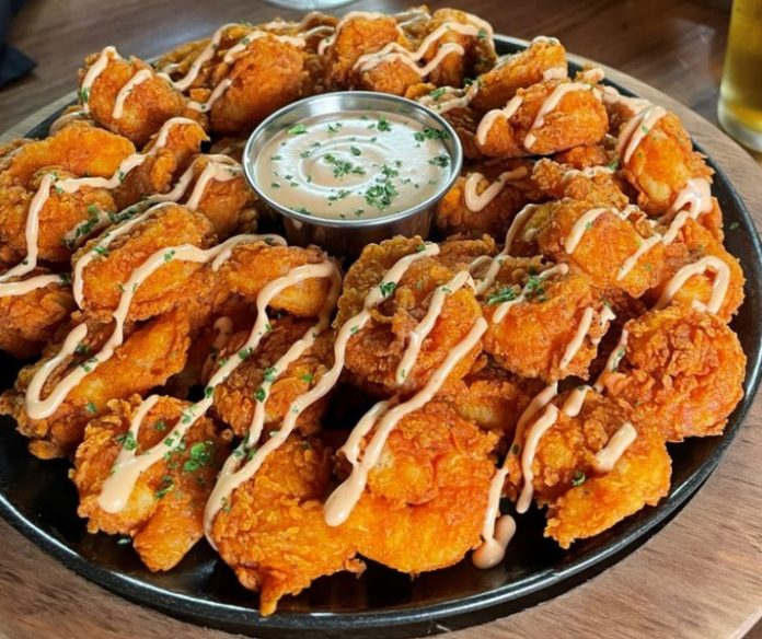 Outback Unveils New Bloomin' Fried Shrimp