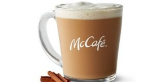 Pumpkin Spice Latte Is Back At Select McDonald's Locations For Fall 2021