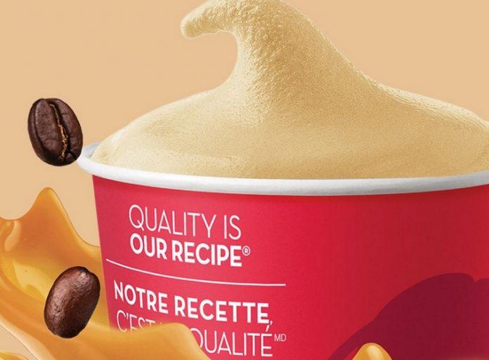 Wendy's Canada Serves Up New Caramel Latte Frosty