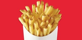 Wendy's Celebrates Launch Of New Hot & Crispy Fries With Fry-Day Freebie Lineup Throughout The Month Of October