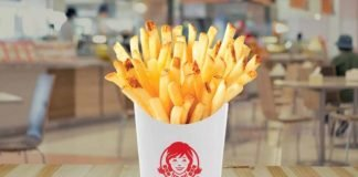 Wendy's Replaces Natural-Cut Fries With New Hot And Crispy Fry