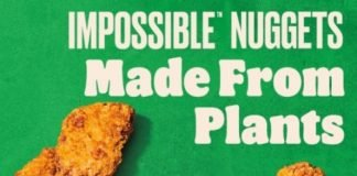 Burger King Unveils New Impossible Nuggets Made From Plants
