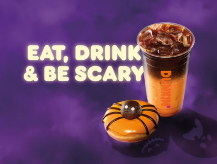 Dunkin' Pours New Peanut Butter Cup Macchiato For Halloween 2021