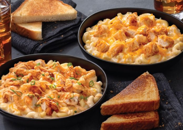 Mac And Cheese Bowls Are Back At Slim Chickens For A Limited Time