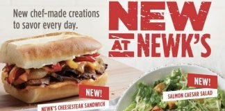 Newk's Debuts New Cheesesteak Sandwich, Portabella Veggie Pizza And More As Part Of Newly Revamped Menu