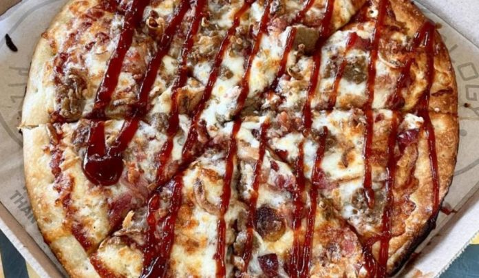 Pieology Reveals New Western BBQ Pizza
