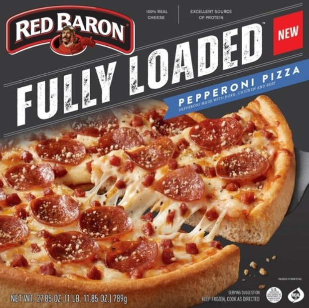 Red Baron Debuts New Fully Loaded Pizza In Three Varieties