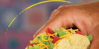 Taco Bell Introduces New Cantina Crispy Melt Taco Nationwide